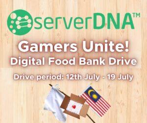 ServerDNA supports FoodBank.Digital